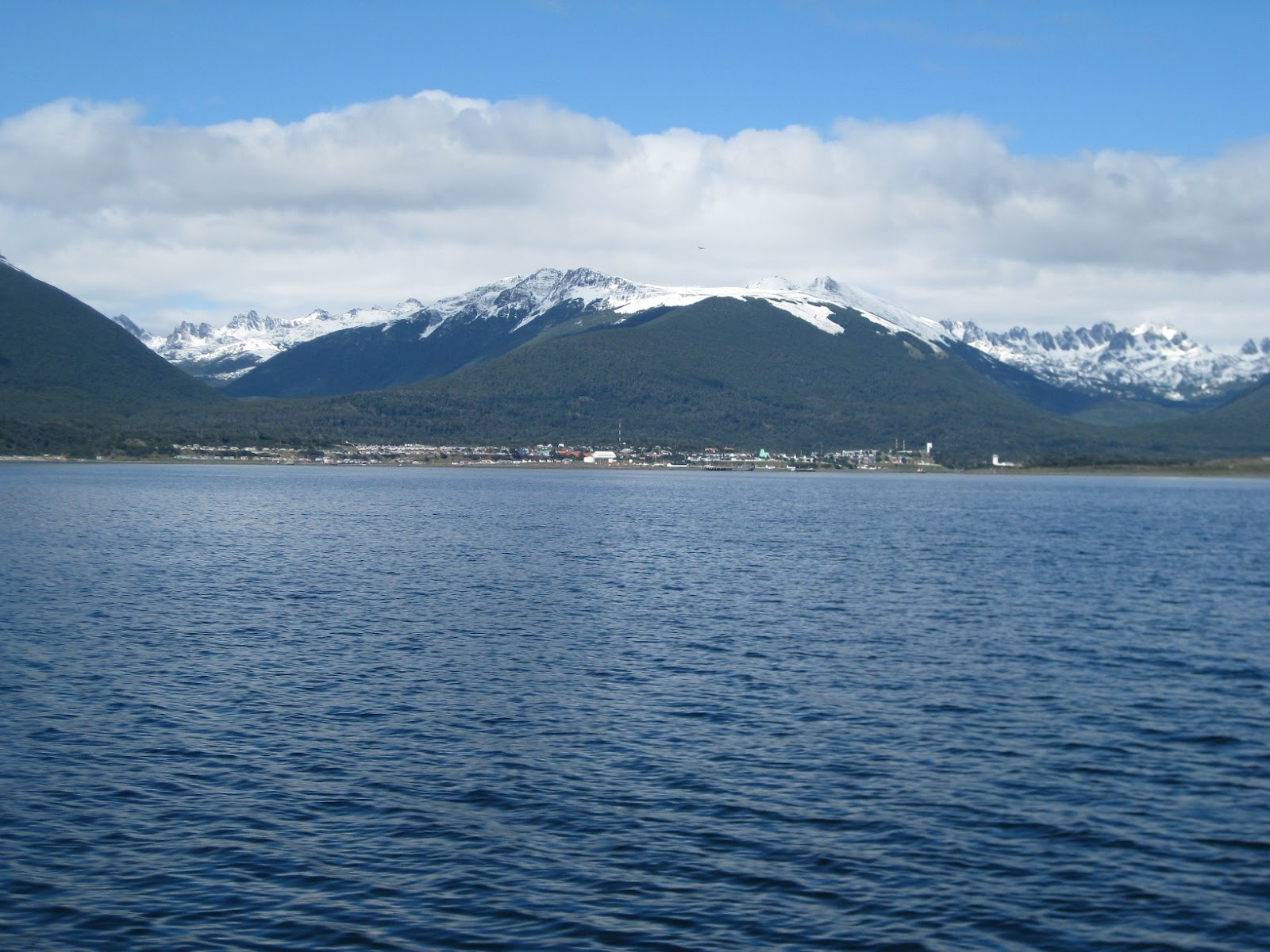 Puerto Williams. One day it will take Ushuaia's claim of southernmost city