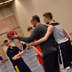 Center training door Paul Faber