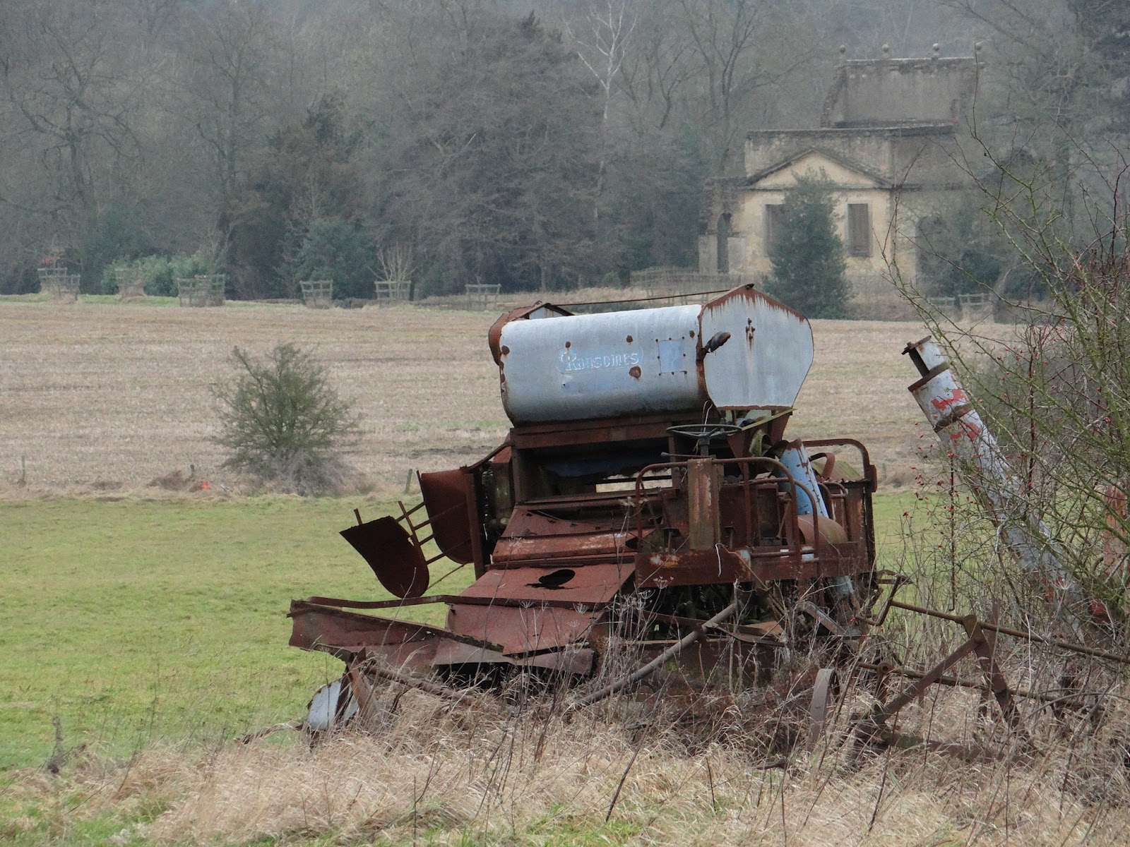 Old Machinery