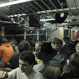 21:45 - Vlakem plným pionýrů směřujících do Mokrovrat