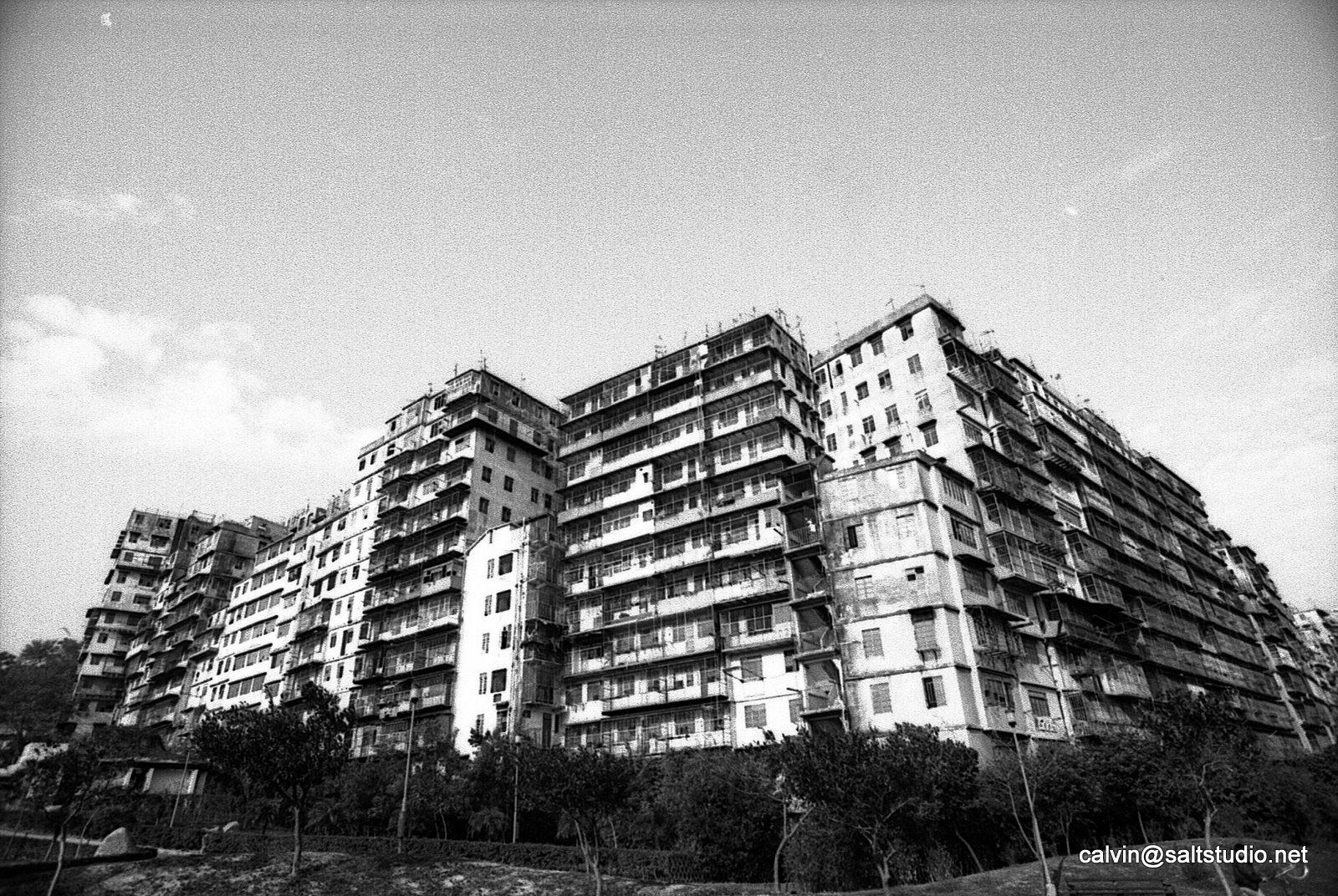 九龍城寨 Kowloon Walled City