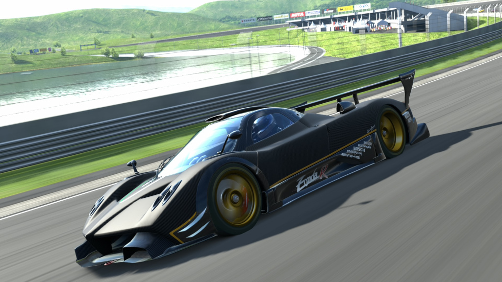 Pagani / Zonda R '09 / High Speed Ring / Replay Photo Mode