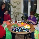 Make a Blanket Day February 2012