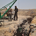 Tough work of Moroccan miners