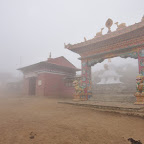 Tengboche monastery, 4200m