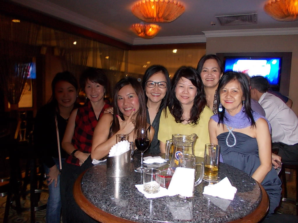 Reunion Even'g with Dance Students '2012 (formerly from WINGS)