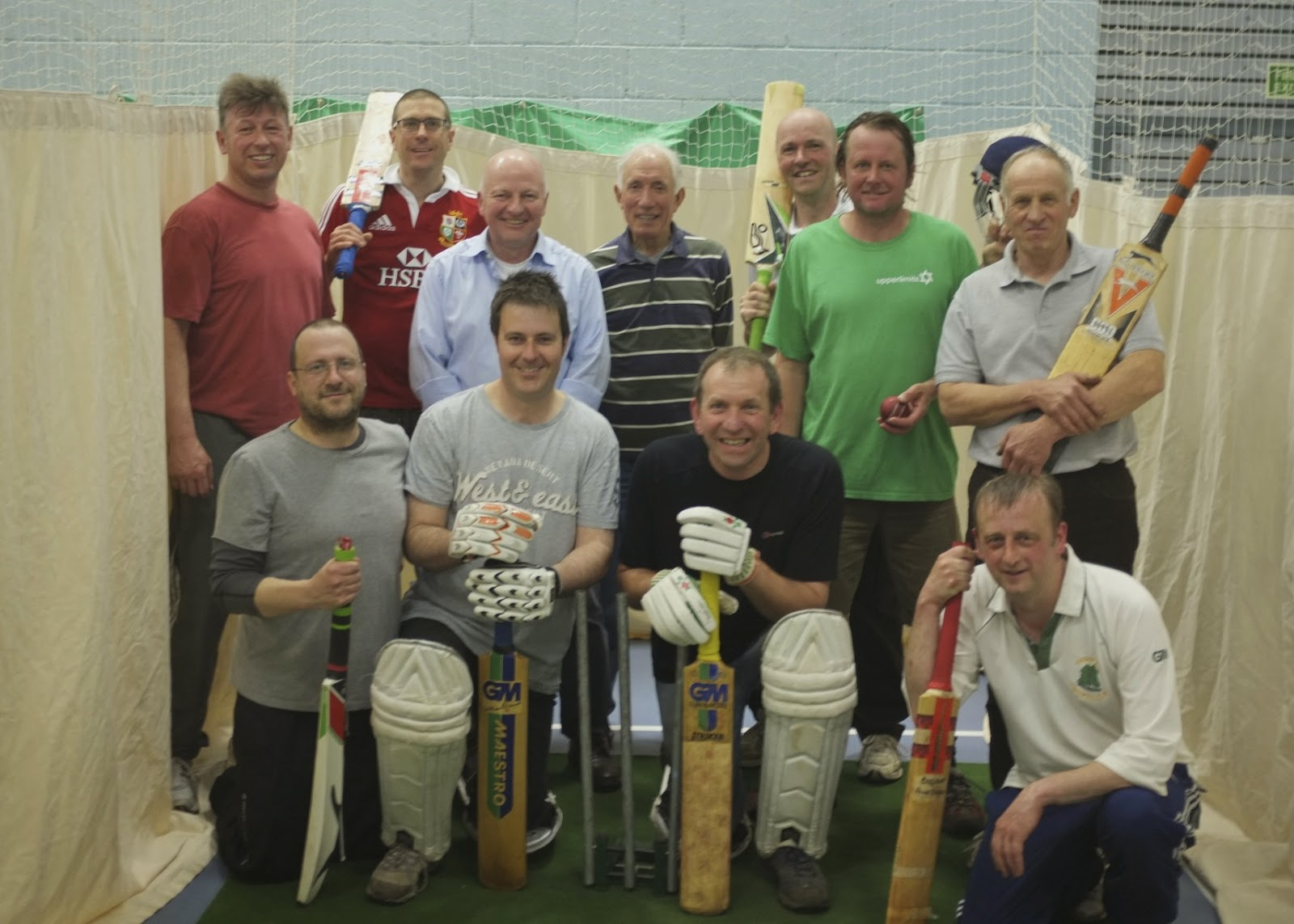 Alstonefield Cricket Club 2014