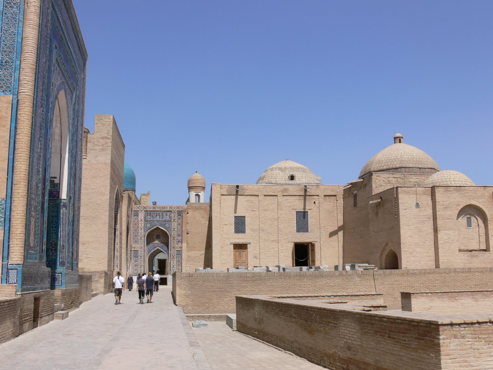 Zabytki Samarkandy