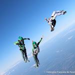 Equipe de France de Freefly 3Style en entrainement à Deland, USA, mars 2014