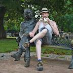 Con el señor John Lennon - at some point Fidel  became a fan of John