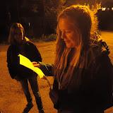 22:36 - nad Davlí ve vesnici Sloup otevíráme druhou obálku s dalšími pokyny