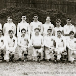 Crescent College Junior Cup Team 1947-48