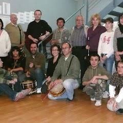 Concert Escola de Gralla 23-02-2008