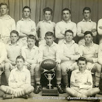 Crescent College under 17 Cup Team 1943-44