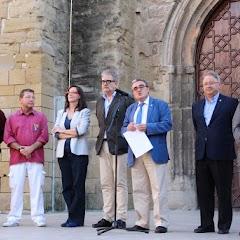 Inauguració 6è Obert Centre Històric de Lleida 18-09-2015