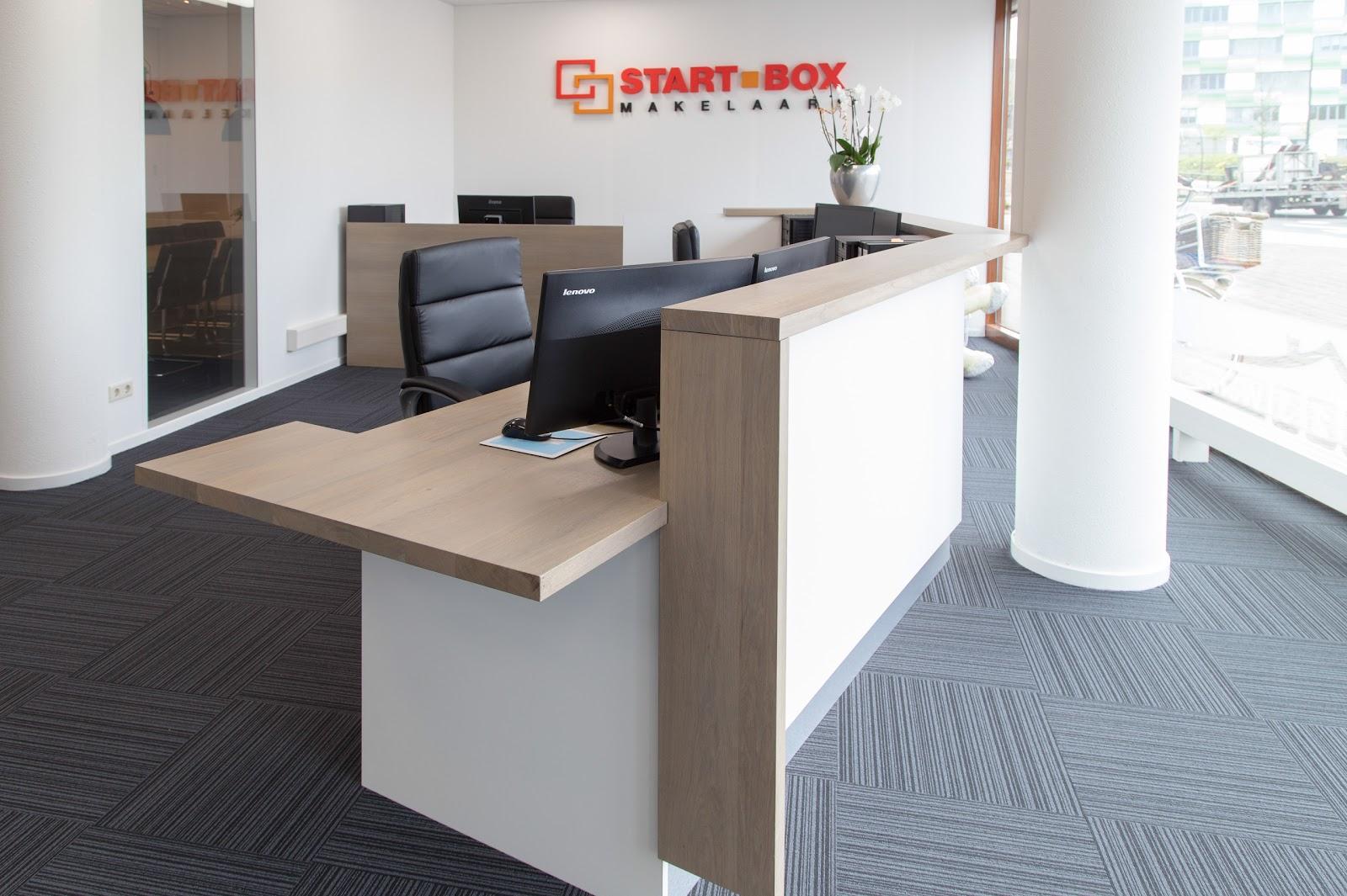 Startbox Emmen Balie