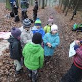 Druhé stanoviště - poznávání stromů a rostlin
