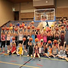Basketbal clinic 2014