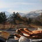 Mmm, the perfect lavash bread!