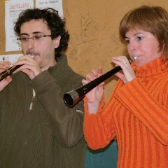 Audició Escola de Gralles 7-03-2009