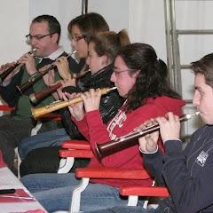 Sopar i concert dels Grallers 14-11-2008