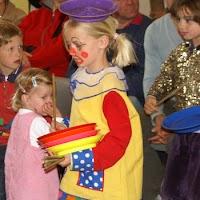 Circus en Receptie 60 Jarig Jubileum