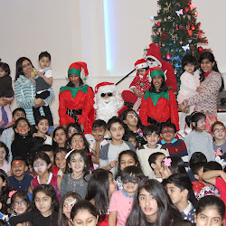 Childrens Christmas Party 2014