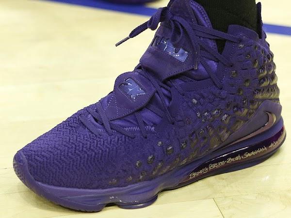 2019 20 Timeline Nike Lebron Lebron James Shoes