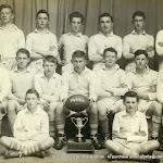 Crescent College under 17 Cup Team 1943-44