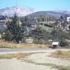 Approaching Bariloche