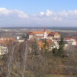 Výhled na zámek