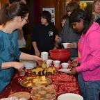Le temps des douceurs: cake citron, pains d'épices et soupes de fruits rouges, miam!