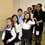 Armenian genocide commemoration in Armenian Sunday School April 19 2015
