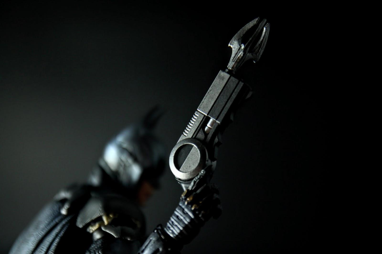 拋繩槍, 但遊戲有這麼大一把嗎?