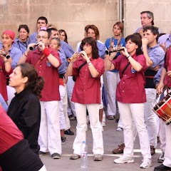 XII Trobada de Colles de l'Eix, Lleida 19-09-10