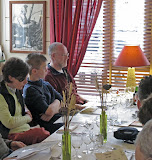 Dinner in Blois
