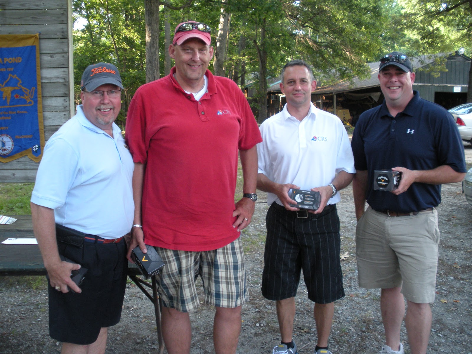 Virginia Pond's 11th Annual Spring Charity Golf