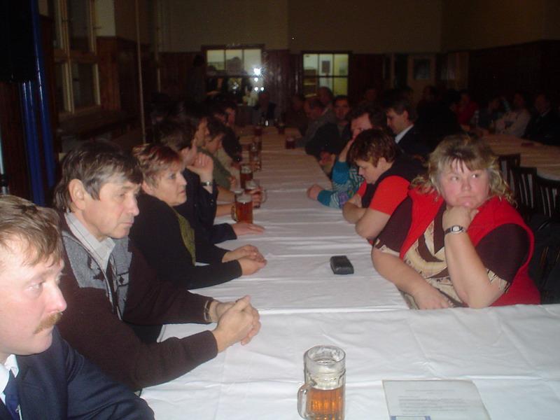 Výroční schůze SDH - DSC03206