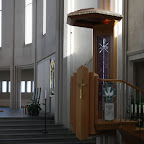 The church is Lutheranian