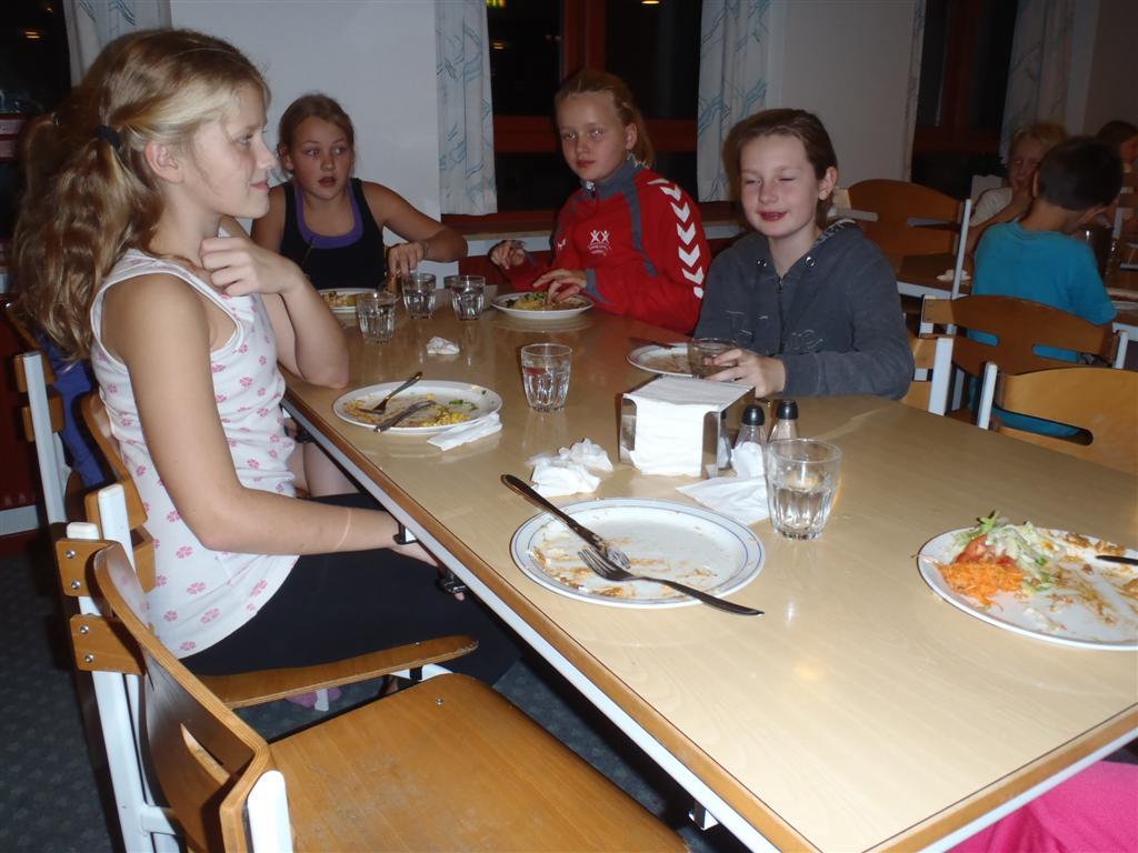 Pige fræs i Lomborg 2011
