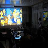 Čas běžel dál, ale ještě jsme stihli kouknout na vánoční díl Simpsonů...