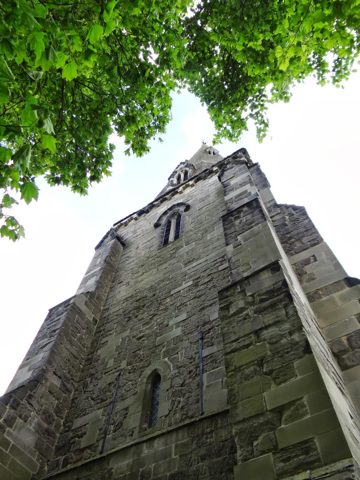 Austrey Church Tower