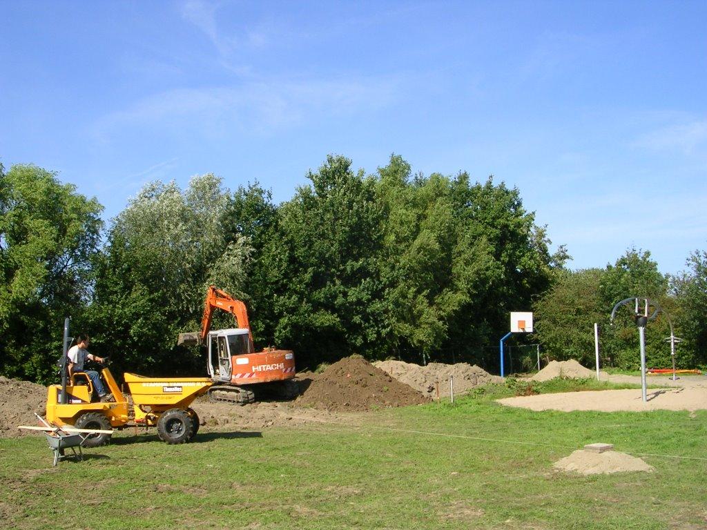 Renovatie - renovatie speeltuin 019