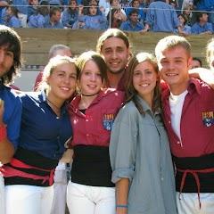 XXII Concurs de Castells de Tarragona 5-10-2008