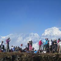 Alzheimers' Annapurna Trek - Nepal