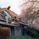 Re-thatching the Sign of the Crown, 1992