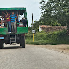 El Camion on the road