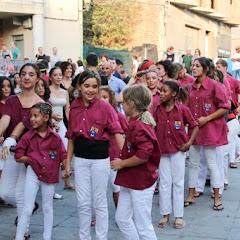 Actuació Festa Major Granja d'Escarp 26-07-2015