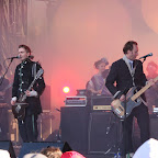 Sigur Ros are masters of atmospheric music - they're even using a bow with an electric guitar!