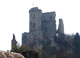 The chateau at Lavardin
